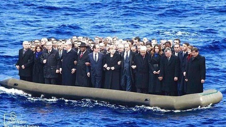 Кедми по полочкам разложил весь АБСУРД существования Евросоюза