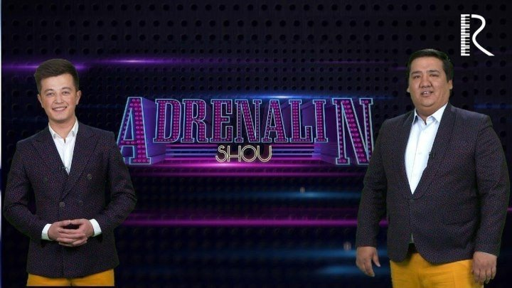 Adrenalin SHOU 3-soni | Адреналин ШОУ 3-сони