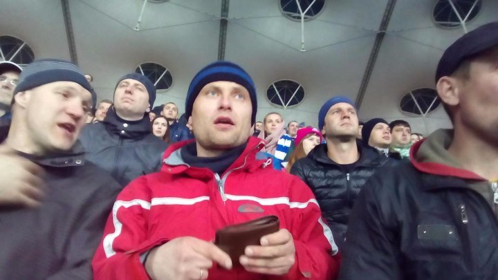 21,04,2017 футбол Динамо Киев - Шахтер