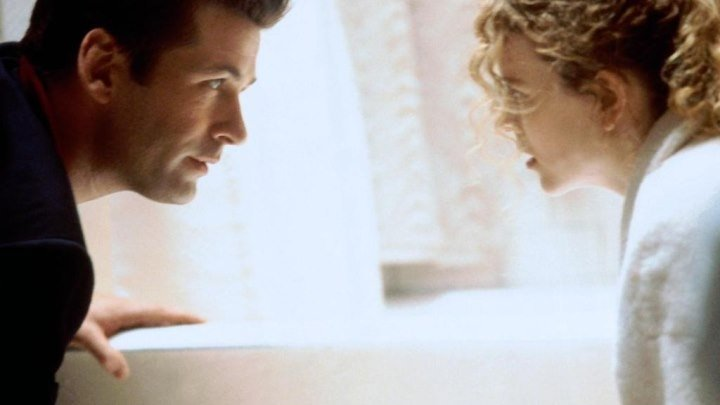"""Готова на всё"" (1993) Malice. Триллер, Криминал, Детектив."