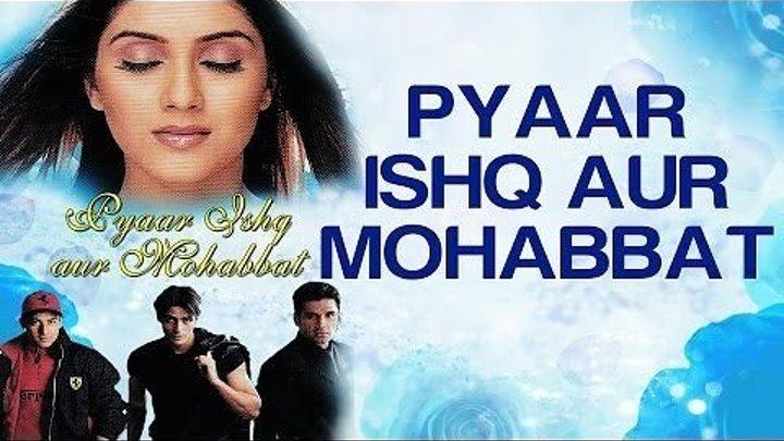 Apni Yaadon Ko - Pyaar Ishq Aur Mohabbat (2001) ٭HD٭ ٭BluRay٭ Music Videos