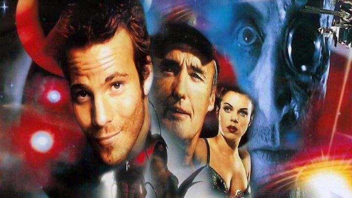 Космические дальнобойщики (1996) фантастика, триллер, комедия, приключения (HD-720p) MVO (ТВЦ) Деннис Хоппер, Стивен Дорф, Деби Мейзар, Чарльз Дэнс, Тим Лоан