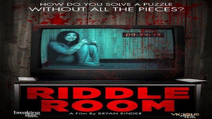 Комната с загадками (2016) ужасы НОВИНКА!