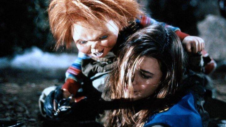 Чаки: Детские игры 3 (1991) ужасы