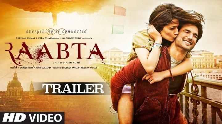 Raabta Official Trailer ¦ Sushant Singh Rajput & Kriti Sanon
