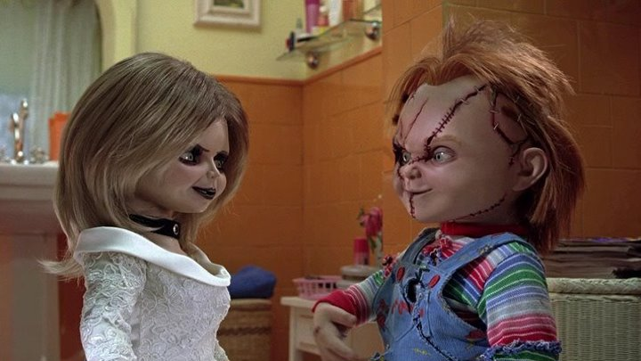 Детские Игры 4: Невеста Чаки (1998) ужасы