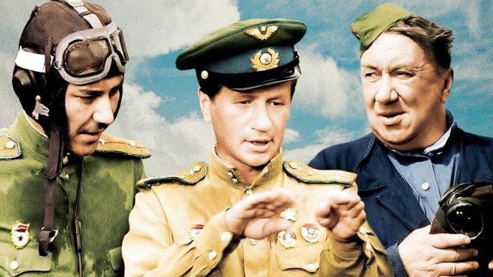 В бой идут одни «старики» (1973) драма, комедия, военный HDRip от Scarabey Цветная версия Леонид Быков, А.Смирнов, С.Иванов