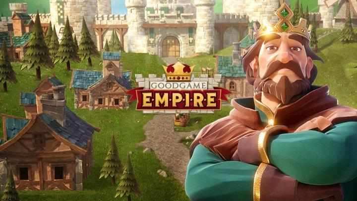 Goodgame Empire - экономическая стратегия