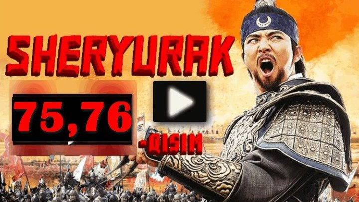 Sheryurak 75-76 Qism (Uzbek tilida Serial) HD