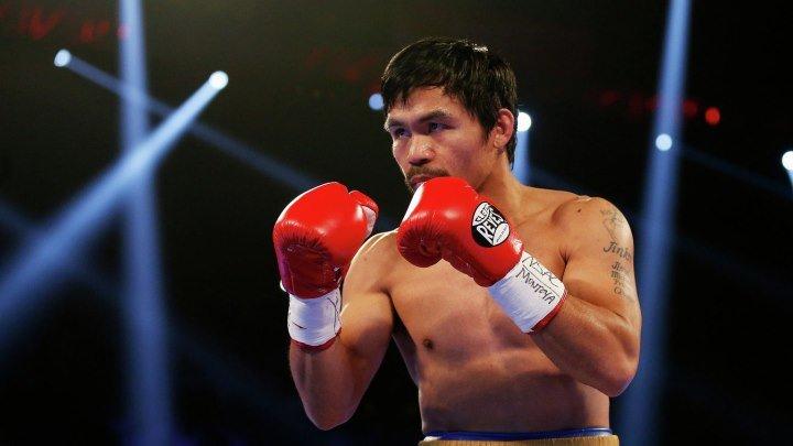 Мэнни Пакьяо. Мотивация от лучших боксеров мира.