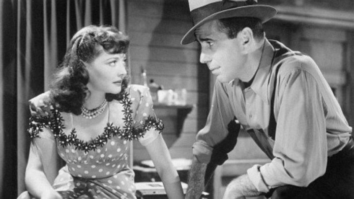 The Wagons Rolls At Night 1941 -Humphrey Bogart, Joan Leslie, Sylvia Sidney, Eddie Albert