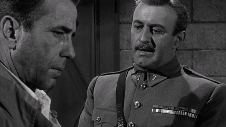 Sirocco 1951 -Humphrey Bogart, Märta Torén, Lee J. Cobb, Everett Sloane, Zero Mostel