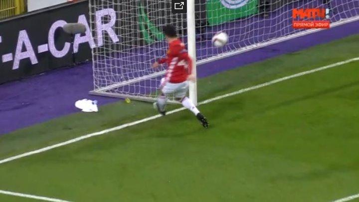 Андерлехт 0:1 Манчестер Юнайтед | Гол Мхитаряна