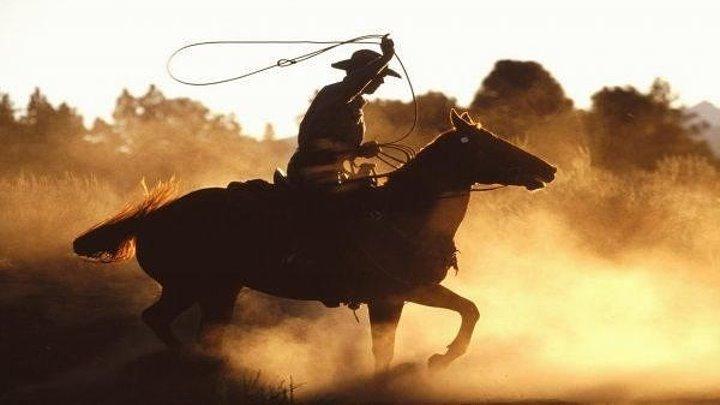 1967.Смерть скачет на коне/ Death Rides a Horse