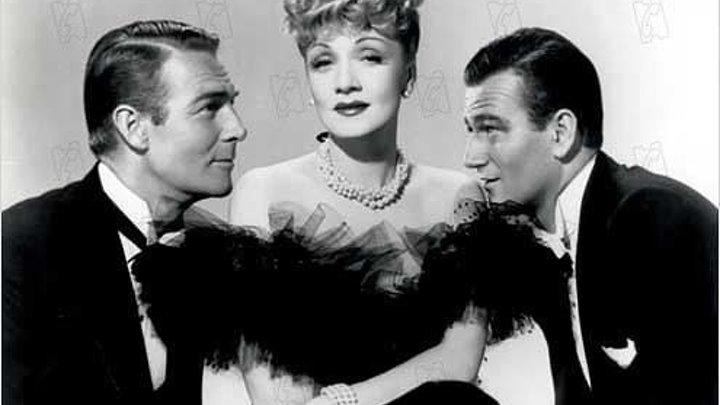 Pittsburgh 1942 -Marlene Dietrich, John Wayne, Randolph Scott