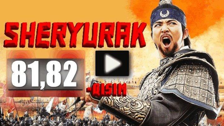Sheryurak 81-82 Qism (Uzbek tilida Serial) HD