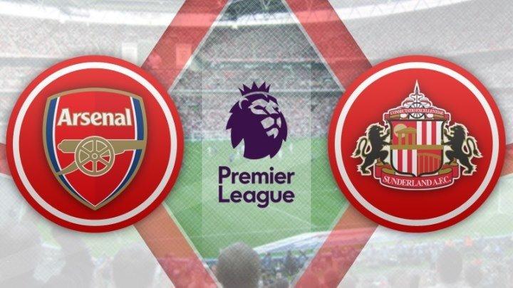 Арсенал 2:0 Сандерленд   Чемпионат Англии 2016/17   Премьер Лига   34-й тур   Обзор матча