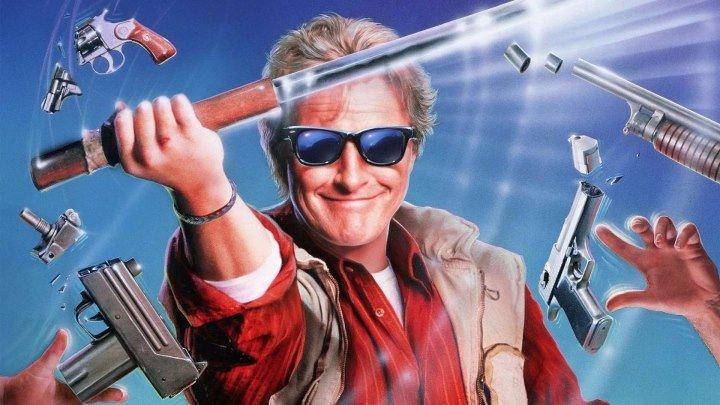 Слепая Ярость (1989) боевик