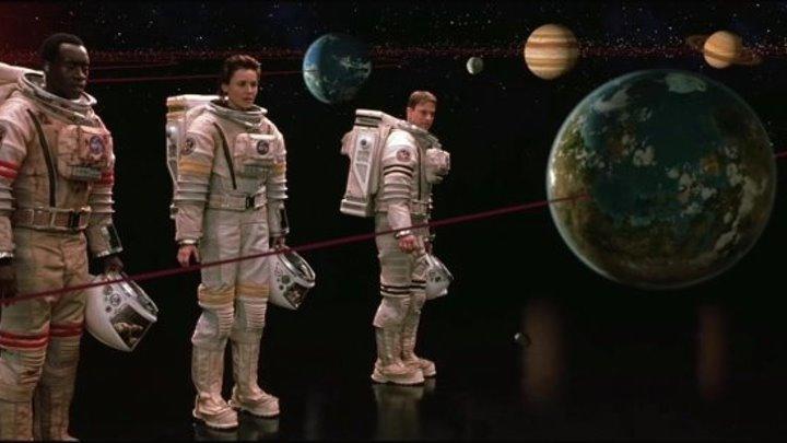 Миссия на Марс [2000, фантастика, триллер, драма, приключения, HDRip] MVO (РТР) Г.Синиз, Т.Роббинс, Д.Чидл, К.Нильсен, Д.О`Коннелл