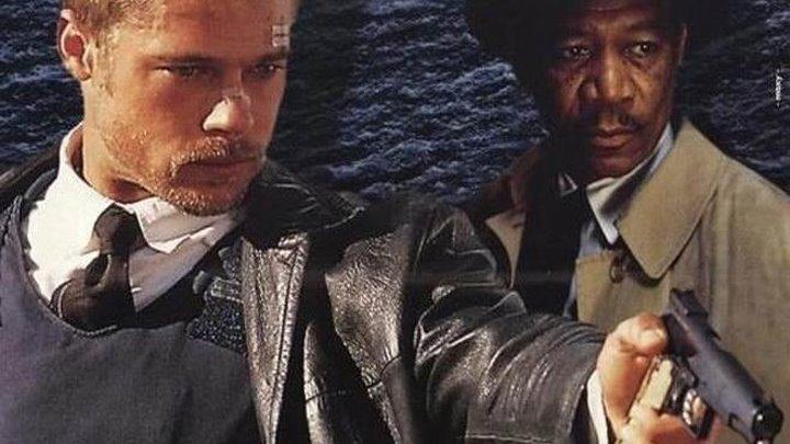 Семь [1995 г., триллер, мистика, криминал, HDTVRip] MVO Брэд Питт, Морган Фримэн, Гвинет Пэлтроу, Кевин Спейси