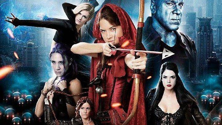 Мстители: Грим (2015) Фантастика, Фэнтези, Боевик, Приключения.