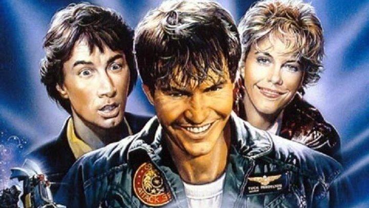 Внутреннее пространство (1987) фантастика, комедия, приключения HDTVRip от New-Team Деннис Куэйд, Мартин Шорт, Мег Райан
