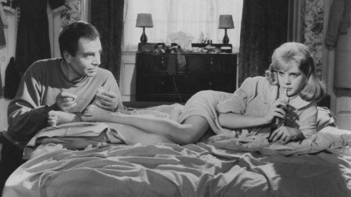 Lolita 1962 -James Mason, Shelley Winters, Sue Lyon, Peter Sellers