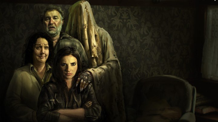 """""""Привязанные к дому"""" Housebound. Ужасы, Триллер, Комедия."""