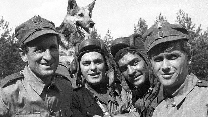 """Четыре Танкиста и Собака"" (1966) 11 - 15 серии."