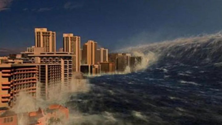 """ФИЛЬМ-КАТАСТРОФА """"10.5 БАЛЛОВ: Апокалипсис"""" 2- я серия Фантастика, Триллер"""