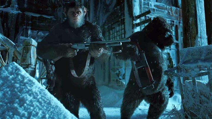 Планета обезьян: Война / War for the Planet of the Apes 2017 США