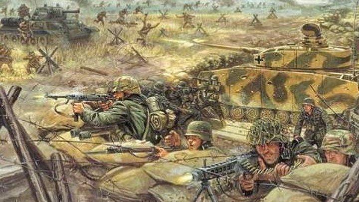 Великая Отечесвенная В блиндаже Военные Исторические факты 1941-45г