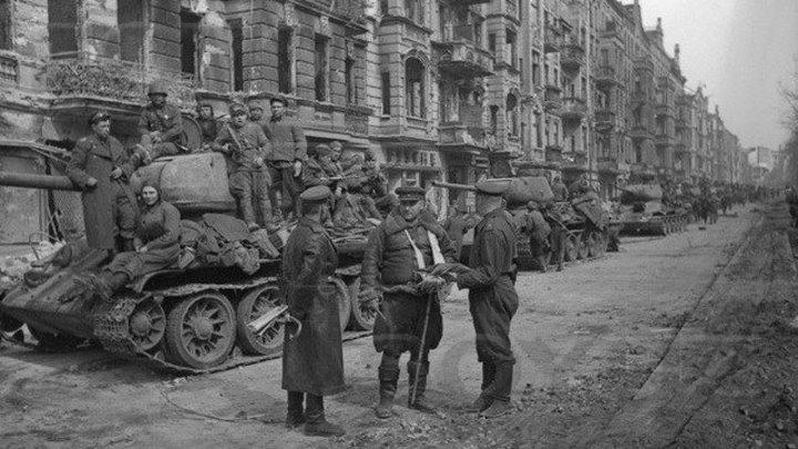 Интригующий Русский Фильм После Войны в Берлине Остросюжетный Факт HD