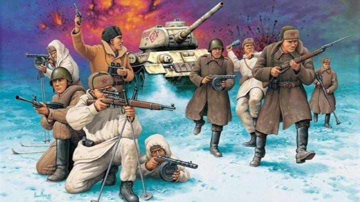 Замечательный фильм Целиком Про ВОВ Отряд 2 Новые Русские фильмы 2016