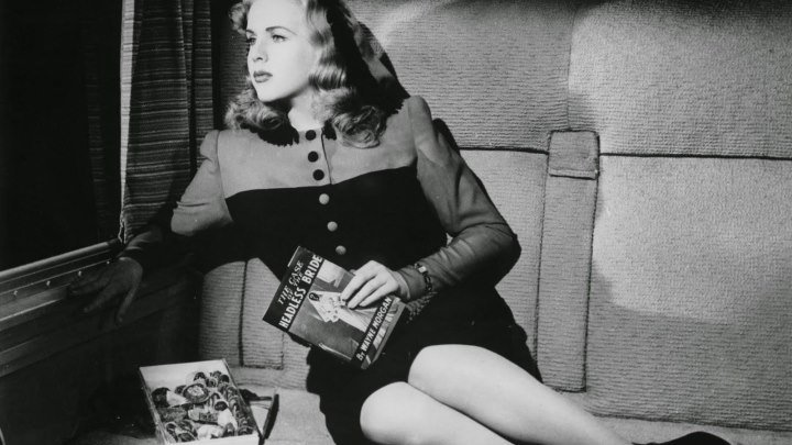 Lady On A Train 1945 -Deanna Durbin, Ralph Bellamy, David Bruce