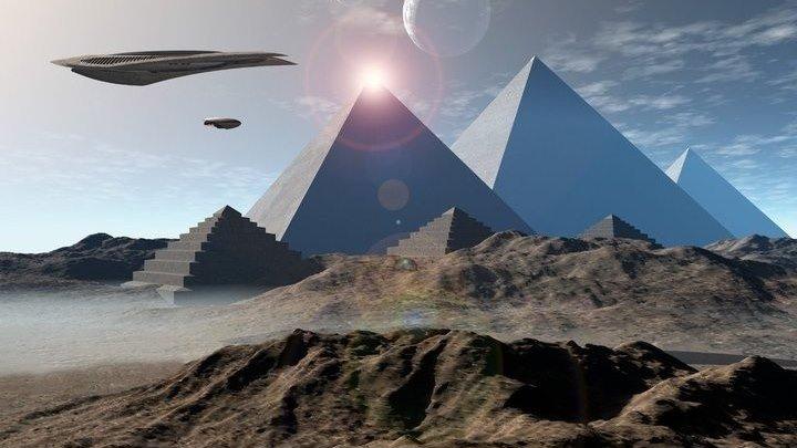 Когда построены египетские пирамиды. Кем были фараоны. Судьба Атлантов