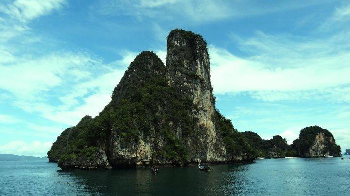 Джунгли острова Ко Хонг