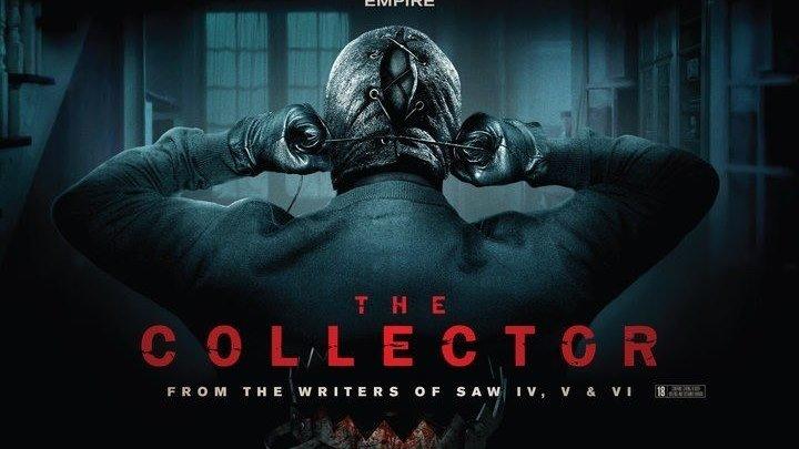 """Коллекционер"" The Collector. HD Ужасы, Триллер."