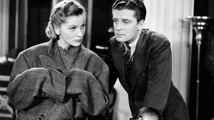 Blond Cheat 1938 -Joan Fontaine, Derrick De Marney, Cecil Kellaway, Lillian Bond