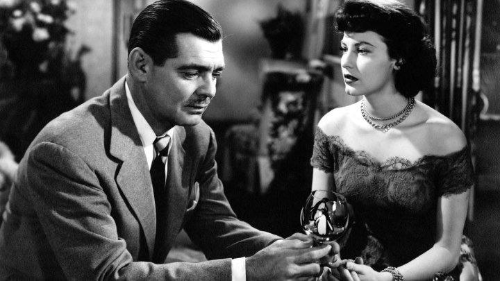 The Hucksters 1947 -Clark Gable, Ava Gardner, Deborah Kerr, Sydney Greenstreet, Adolphe Menjou