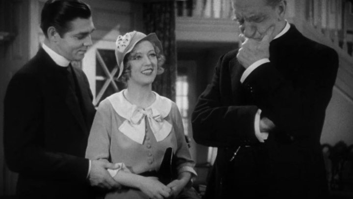 Polly Of The Circus 1932 -Clark Gable, Marion Davies, Ray Milland, C. Aubrey Smith