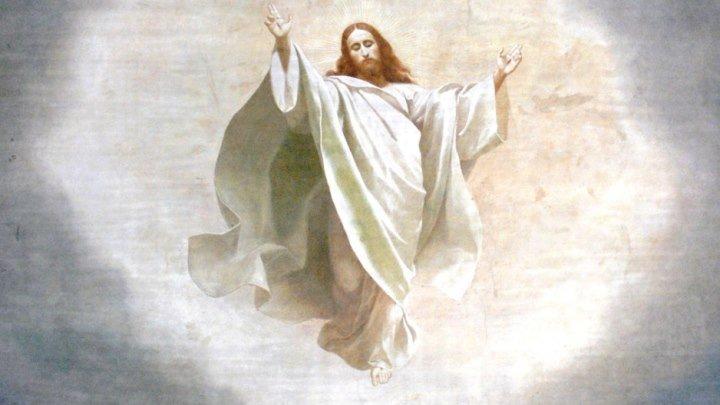 Вознесение. Отсюда Христос вознесся на Небо