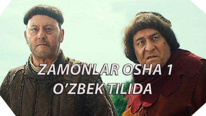 """""""ZAMONLAR OSHA - 1"""" (O'ZBEK TILIDA)"""