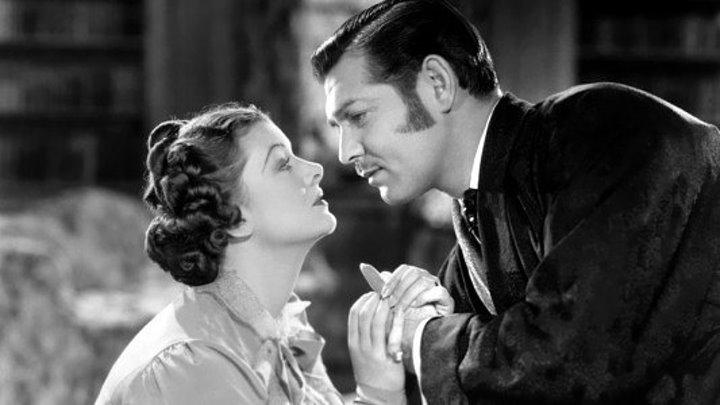 Parnell 1937 -Clark Gable, Myrna Loy, Edna May Olivier, Edmund Gwenn, Billie Burke, Donald Crisp