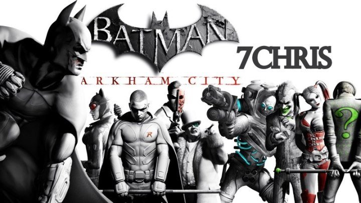 BATMAN Arkham city 19серия ч.4