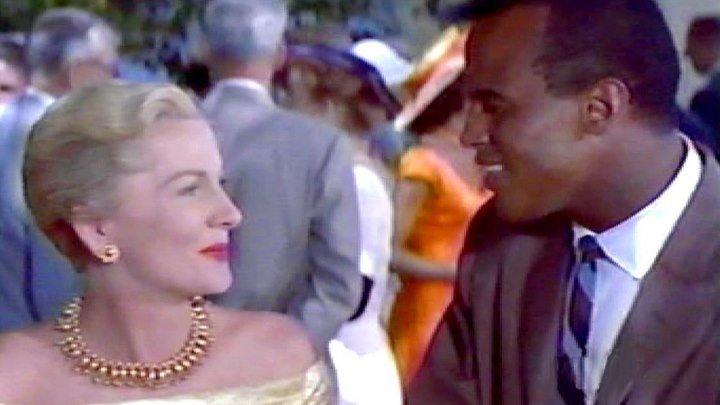 Island In The Sun 1957 -James Mason, Harry Belafonte, Joan Fontaine, Dorothy Dandridge, Joan Collins, Michael Rennie, Diana Wynyard, John Williams