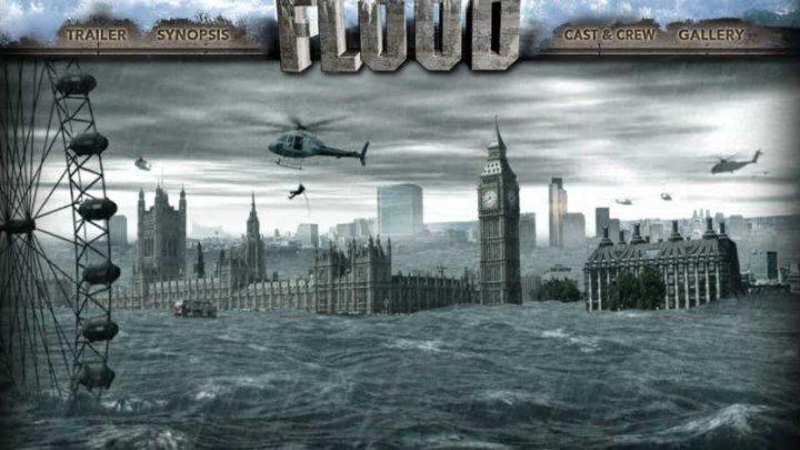 Наводнение / Flood (2007, Боевик, драма, катастрофа)