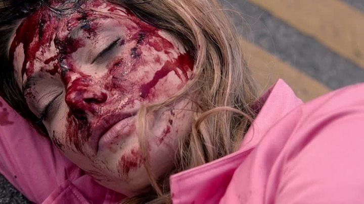 Моя девушка–зомби.2014