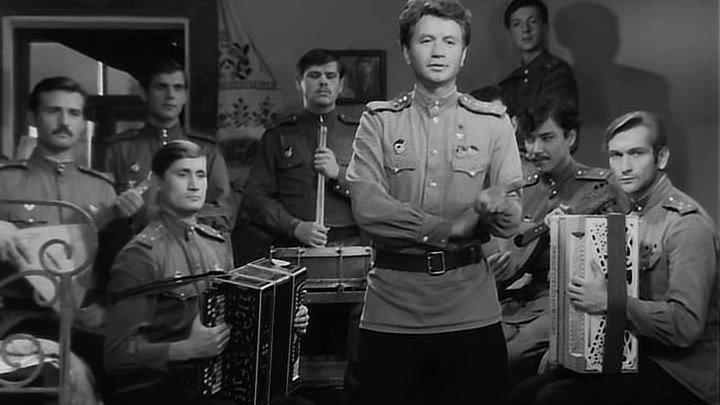 Смуглянка-молдаванка. Это классика нашего кино.