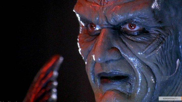 Исполнитель желаний 3: Дьявольский камень / Wishmaster 3: Beyond the Gates of Hell [2001, ужасы, фэнтези]